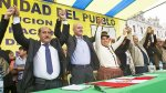 Disidentes de Gana Perú se unen a fonavistas para elecciones - Noticias de gana peru sergio tejada