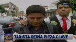 Crimen en Pueblo Libre: taxista interrogado por bala en su auto - Noticias de crimen en el callao