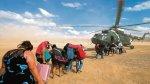 Operación en La Pampa: 32 mujeres rescatadas de 'prostibares' - Noticias de tambopata