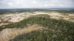 La operación contra la minería ilegal en La Pampa [FOTOS] - Noticias de tambopata
