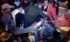 Piura: desalojan a ambulantes de avenidas aledañas al mercado