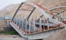 El colapso del puente que unía Cañete y Chincha [FOTOS]