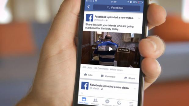 """Facebook pone a prueba botón """"Watch Later"""" en sus videos"""