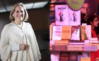 """La ley del Libro va"" dice la ministra Diana Álvarez Calderón"