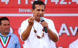 """Humala: """"Respaldo a Nadine y la felicito por defenderse"""""""