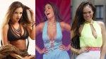 Maricris, Tilsa y Jazmín: las tres Vengadoras tendrán niñas - Noticias de las vengadoras tilsa lozano