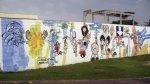 Ruta graffiti: disfruta del arte urbano en Brasil - Noticias de catarata