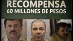 México distribuye 100.000 folletos para encontrar a 'El Chapo' - Noticias de comisiones de afp