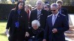 MH17: Terrible video enturbia el homenaje a las 298 víctimas - Noticias de julie reiner