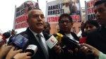 Daniel Urresti dice que cambiaron a juez para perjudicarlo - Noticias de comando rodrigo franco