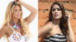 Karen Schwarz y Sheyla Rojas se enfrentan en las redes sociales - Noticias de maltrato a la mujer