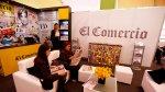 FIL Lima 2015: el primer día de feria en imágenes - Noticias de historieta