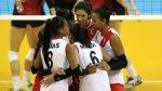 Vóley: Perú perdió 3-1 ante Brasil en los Juegos Panamericanos - Noticias de selección peruana de vóley