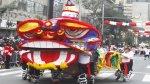 Corso de Wong: rutas alternas para el tránsito vehicular [MAPA] - Noticias de gran corso wong