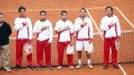 Copa Davis: así jugaron Beretta y Varillas ante Bolivia (FOTOS) - Noticias de federico zeballos