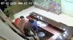 Fiscal pide cárcel preventiva para joven que golpeó a ex pareja - Noticias de dictan prision
