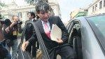 Consejeros aprueban moción de suspensión de Wilfredo Oscorima - Noticias de vacancia