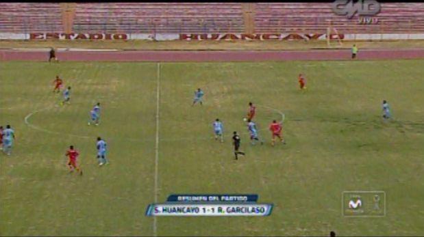 Real Garcilaso empató 1-1 con Sport Huancayo por el Apertura