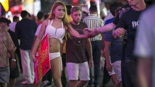 precio prostitutas tailandia estereotipos de mujeres