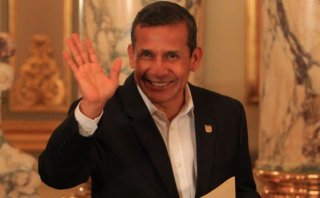 Ollanta Humala: su aprobación registra ligero aumento