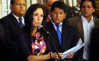 Nadine Heredia: mayoría cree que hay motivos para investigarla
