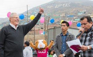 """PPK: """"En el Perú las cosas se pueden hacer mejor y sin robar"""""""