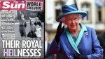 Esta es la polémica fotografía de Isabel II y su saludo nazi - Noticias de esto es guerra de verano