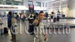 Christian Cueva llegó a México para firmar por Toluca - Noticias de ronald baroni