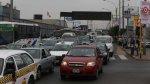 Avenida Faucett soportó congestión vehicular por obras [FOTOS] - Noticias de tráfico vehicular