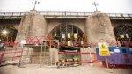 Puente Trujillo: restringen el tránsito por obras en túnel - Noticias de vía de evitamiento