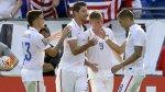 Estados Unidos goleó 6-0 a Cuba y avanzó a semis de la Copa Oro - Noticias de alberto garcia gomez