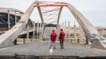 Contraloría investiga qué causó colapso de puente Topará - Noticias de canete