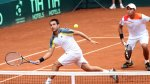 Copa Davis: las mejores imágenes de la jornada del sábado - Noticias de federico zeballos