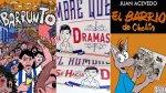 Diez cómics peruanos que se presentarán en la FIL Lima 2015 - Noticias de historieta