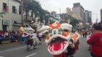 Corso de Wong: el tradicional desfile en imágenes - Noticias de corso de wong