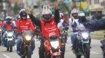 Más de tres mil motociclistas recorrieron Lima [FOTOS] - Noticias de municipalidad de los olivos