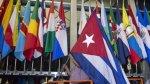 Bandera cubana fue izada en el Departamento de Estado de EE.UU. - Noticias de momentos históricos