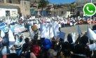 En Cusco marcharon por la paz tras asesinato de alcalde [FOTOS]
