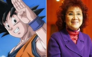 """""""Dragon Ball Super"""": Gokú tiene la voz de esta mujer de 79 años"""