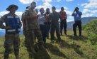 Río Blanco: geólogo rescatado dejó con vida a comunicadora