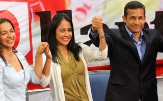 Nadine Heredia descarta la candidatura de Marisol Espinoza