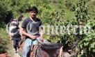 Río Blanco: geólogo rescatado asegura que sobrevivió comiendo hierbas
