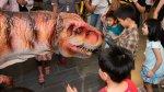 Descubre el nuevo Museo de Historia Natural de Singapur - Noticias de dinosaurio