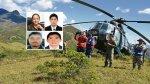 Río Blanco: apareció uno de los trabajadores de la minera - Noticias de ralph zapata