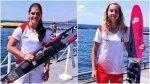 Toronto 2015: Delfina Cuglievan acabó en cuarto lugar en esquí - Noticias de delfina cuglievan