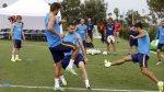 Barcelona inició gira en EE.UU. con visita de Kobe Bryant - Noticias de camp nou