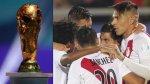 Eliminatorias Rusia 2018: día, hora y canal del sorteo - Noticias de diego forlán