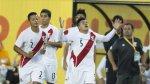 Perú venció 2-0 a Canadá en despedida de Toronto 2015 - Noticias de sporting cristal