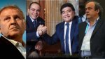 Maradona, Platini, Zico, Ali: se busca presidente para la FIFA - Noticias de actores brasileños