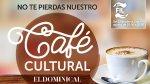 Café Cultural de El Dominical en la FIL Lima 2015 - Noticias de jorge eduardo benavides